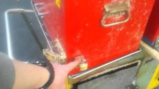 Homemade Forklift Technician Tool Box, Pt 1