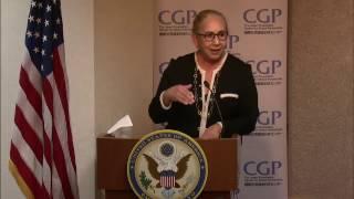 米国大使館主催: ジュリエット・ガルシア氏講演会:女性のリーダーシップと米国の高等教育