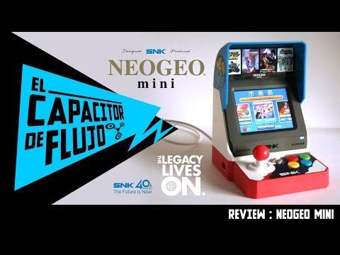 Review (English) : NEOGEO Mini