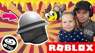 WE HAVE a SUPER HELMET + CODES-Bee Swarm Simulator | Roblox | Daddy and Barunka CZ/SK