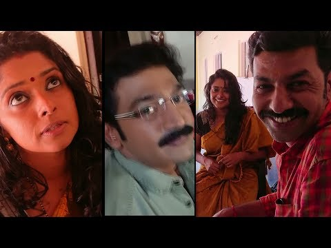 Sthreepadham || Shooting Location || Best Funny Moment || സ്ത്രീപദം Mazhavil Manorama