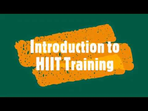 Introduction to Interval Training