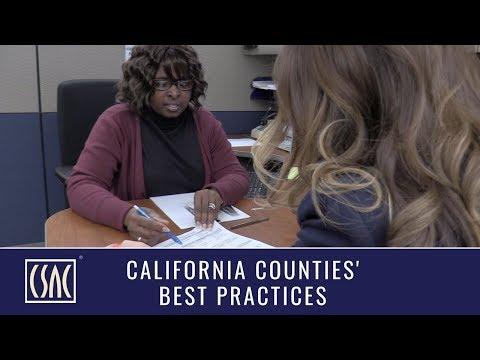 Best Practices: San Bernardino County's Housing Support Program Collaborative (HSP)