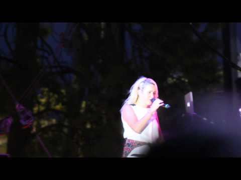 Britt Nicole - Breakthrough (Fan Cam) Live