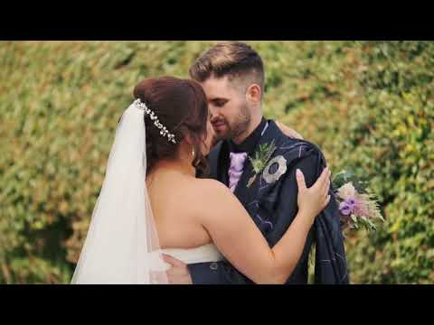 Harelaw Farm Wedding Video Highlights