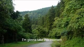 Westlife - Evergreen + lyrics , 720p HD ,Taiwan Mt. Dongyan