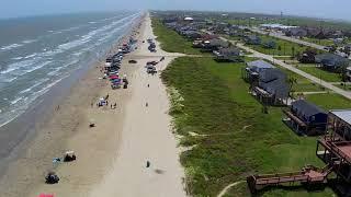 7/15/18 Flight Jamaica Beach, Galveston, Texas