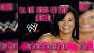 "WWE: Victoria Theme ""All The Things She Said"" [Remake] Download"