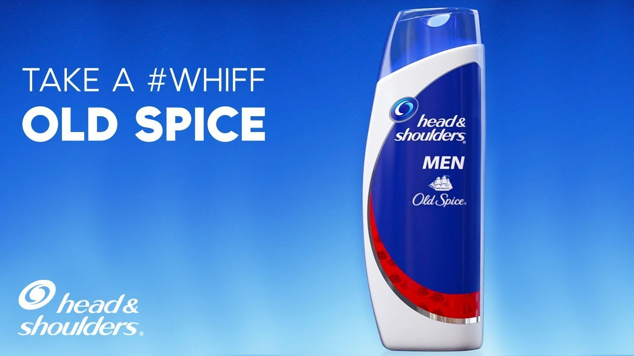 whiff head shoulders spice shampoo commercial youtube