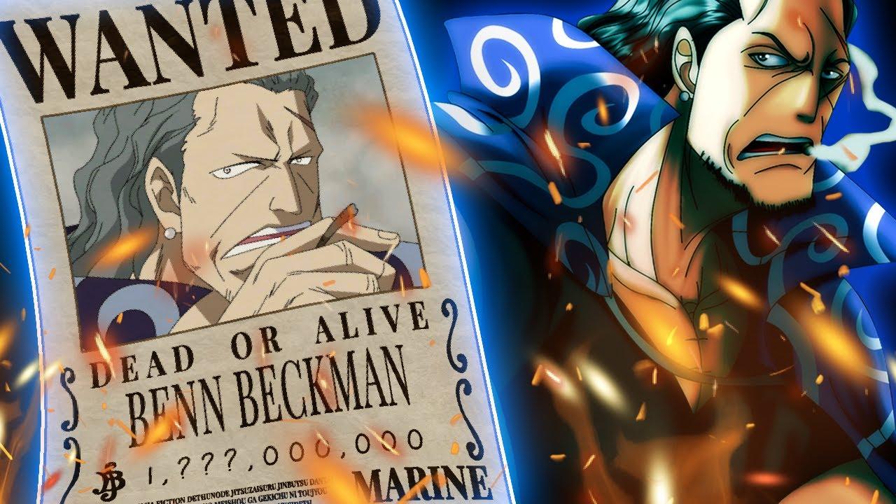 Khám Phá Sức Mạnh Benn Beckman - Năng Lực Trái Ác Quỷ Hay Haki Cấp Cao? | One Piece 1001+