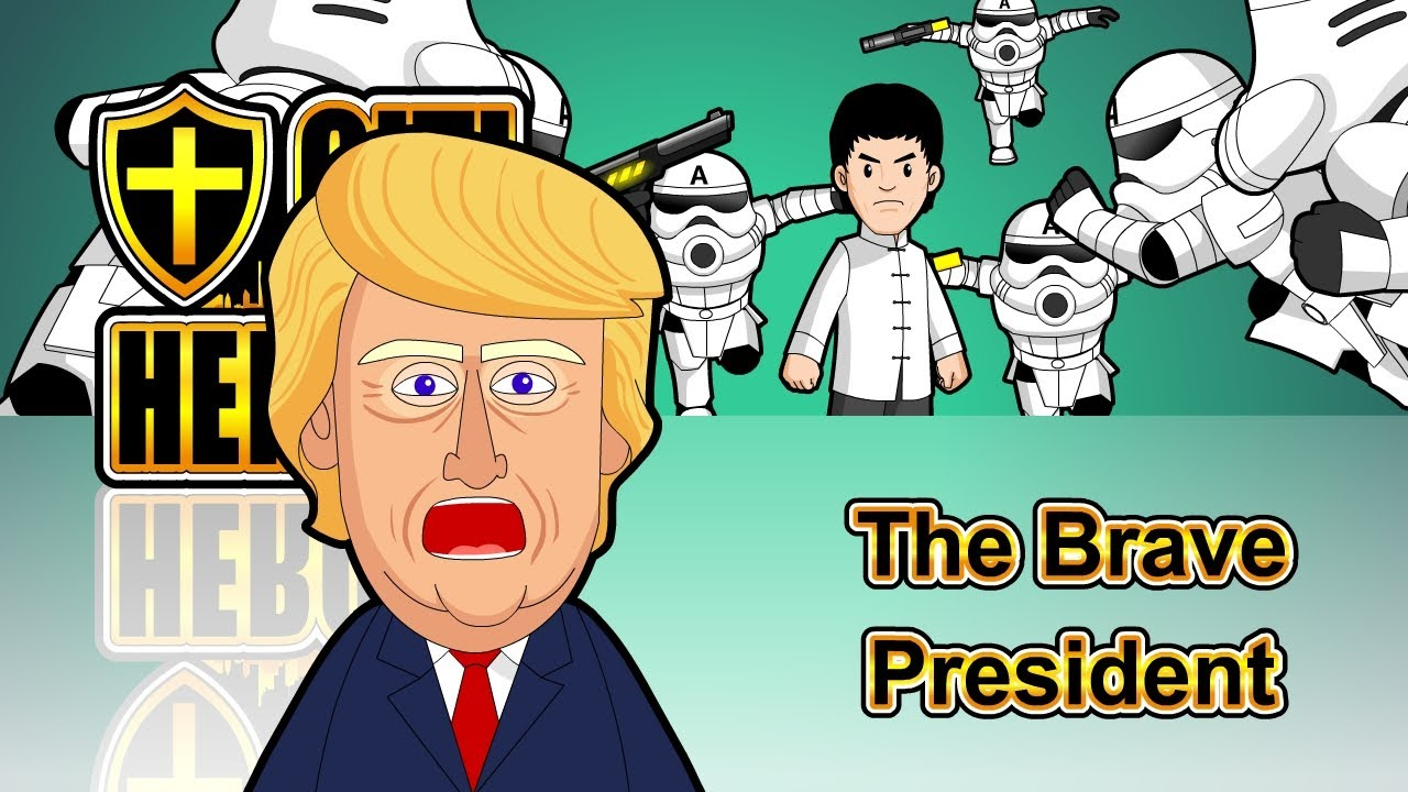 "Citi Heroes EP109 ""The Brave President"""