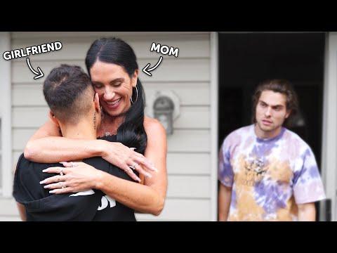 Meeting My Mom's Girlfriend (she's My Age)