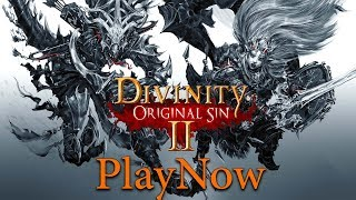PlayNow: Divinity Original Sin 2 | PC Gameplay
