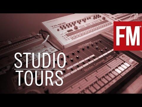 Sharooz - Studio Tour