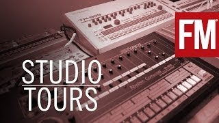Sharooz - Studio Tour