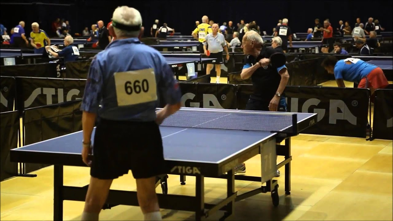 World veteran table tennis championships 2014 youtube - Table tennis world championship 2014 ...
