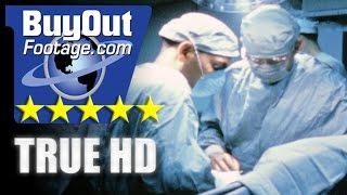 HD Historic Archival Stock Footage Vietnam War Medical Field ER Treatment (MUST) 1969