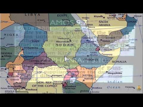 AFRICANS/ETHIOPIAN PRESENCE IN BIBLICAL LITTERITURE