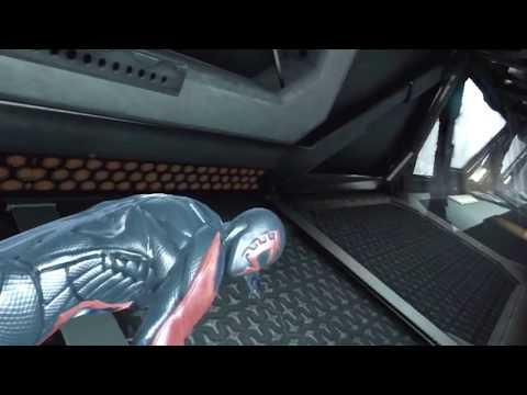 Прохождение Spider-man Shattered Dimensions эпизод 4 [2099] ХОБГОБЛИН