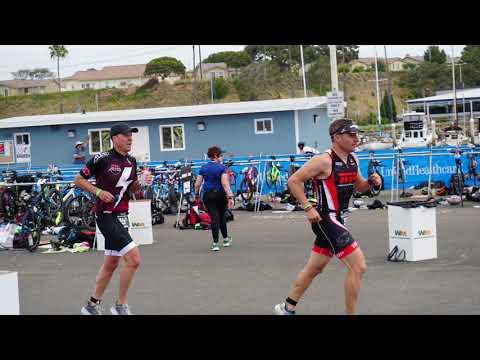 Oceanside Ironman 2018 music video