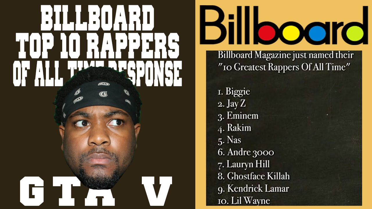 top ten raps of eminem