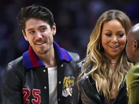 Mariah Carey confirms new boyfriend