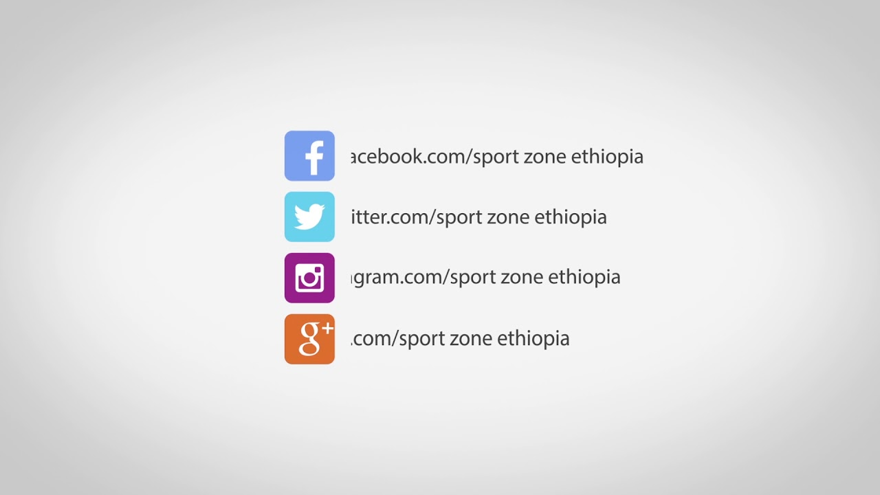 Sport Zone Ethiopia On Fana Tv