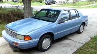 Plymouth Acclaim 1992 for SALE