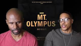 Big K.r.i.t- MT. OLYMPUS (REACTION!!!)