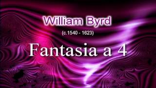 バードのファンタジア(四声)/W.Byrd - Fantasia a 4 (Recorder Ensemble)