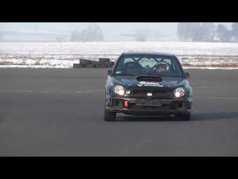 Luk Sti, Subaru Impreza Spec-C - II Power Stage Bednary, 10.02.2018