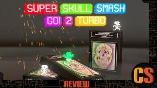 SUPER SKULL SMASH GO! 2 TURBO - PS4 REVIEW