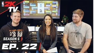 The MyTEAM Unlimited $250,000 Tournament Begins! - NBA 2KTV S5. Ep. 22