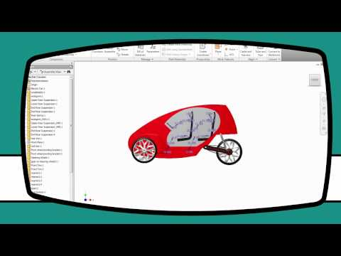 Electric Vehicle Design 2016 Prototype