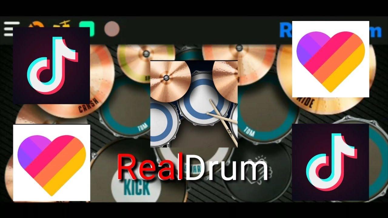 RealDrum 🥁!!!MAIN REALDRUM LAGU SALAH APA!!!!