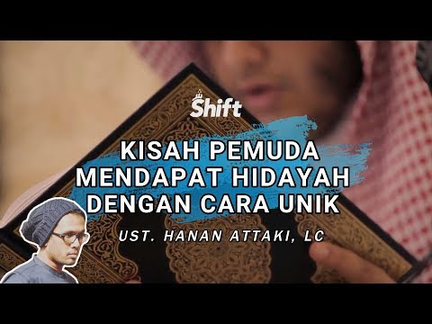 Kisah Pemuda Mendapat Hidayah Karena Ke Toilet Masjid - Ust. Tengku Hanan Attaki, Lc