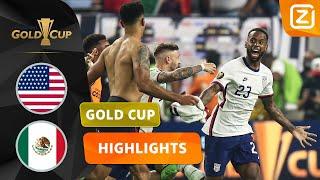 DE FINALE VAN DE GOLD CUP 🏆💥 | USA vs Mexico | CONCACAF Gold Cup 2021