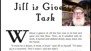 The Chronicles Of Narnia The Silver Chair Ch 2 Jill Is Given A Task