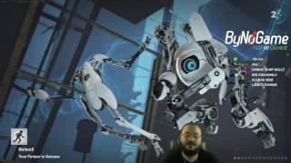 Jahrein Portal 2 Oynuyor Full Yayın w/Holmes