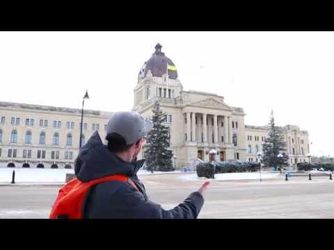 Saskatchewan Legislature Tour!