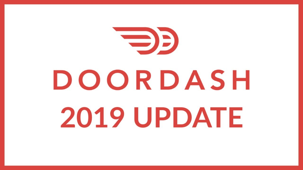 DoorDash 2019 Update Email - Upcoming Changes for Dashers!