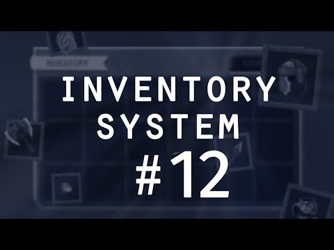 Instantiating Scriptable Objects - Items & Inventory in Unity (pt.12)