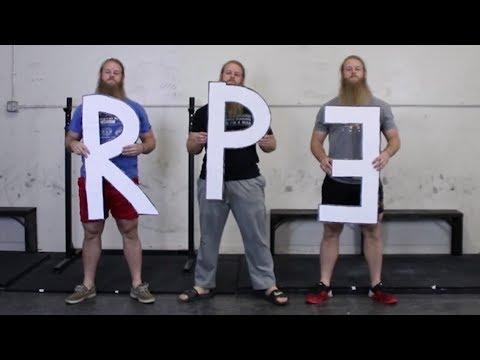 RPE Explained (part 1/2)