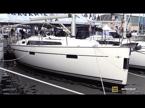 2015 Bavaria Cruiser 37 Sailing Yacht - Deck and Interior Walkaround - 2015 Annapolis Sail Boat Show