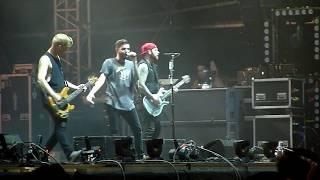 A Day To Remember - Naivety [HD] live @ Nova Rock 2017
