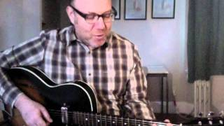 50 Low-Down Rhythm Licks - #1 Honky Tonk - Guitar Lesson - Adam Levy