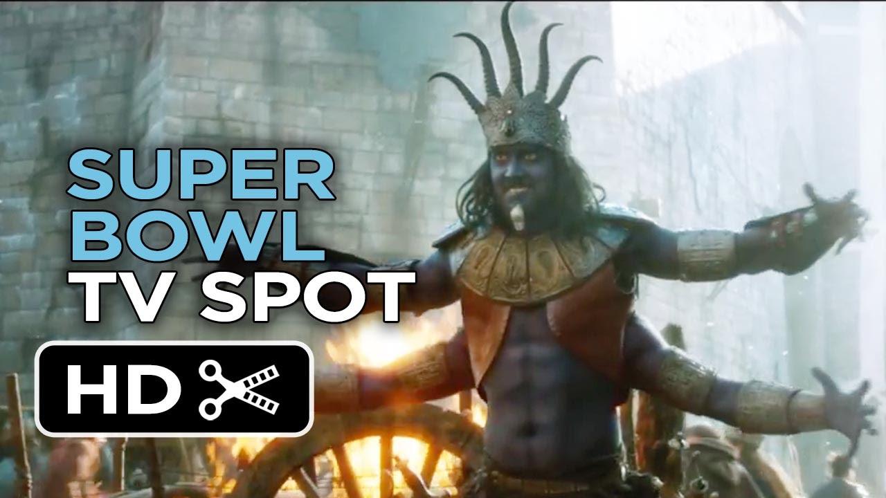 Seventh Son Official Super Bowl TV Spot (2015) - Ben Barnes, Jeff Bridges Movie HD