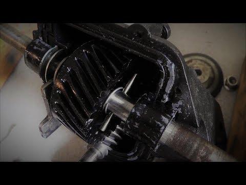 Troy-Bilt Walk Behind Mower Transmission Fix - Not Belt or Cable!