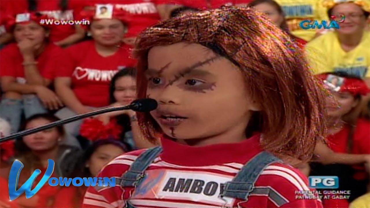 Wowowin: Chucky sa Halloween, pero future chef naman!