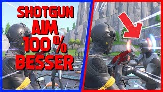 Fortnite BESSERES SHOTGUN AIM 100% PS4 KREATIVMODUS